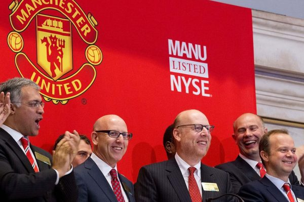 Glazer family Sell another 9.5 million Manchester United shares